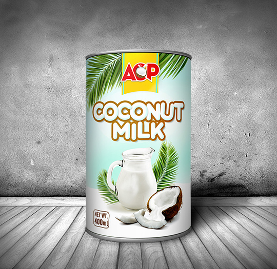 Frozen / Chilled Coconut Cream ACP